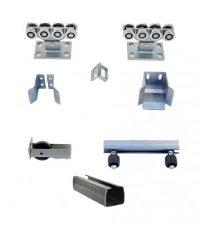 Ролтэк ЭКО комплект для откатных ворот